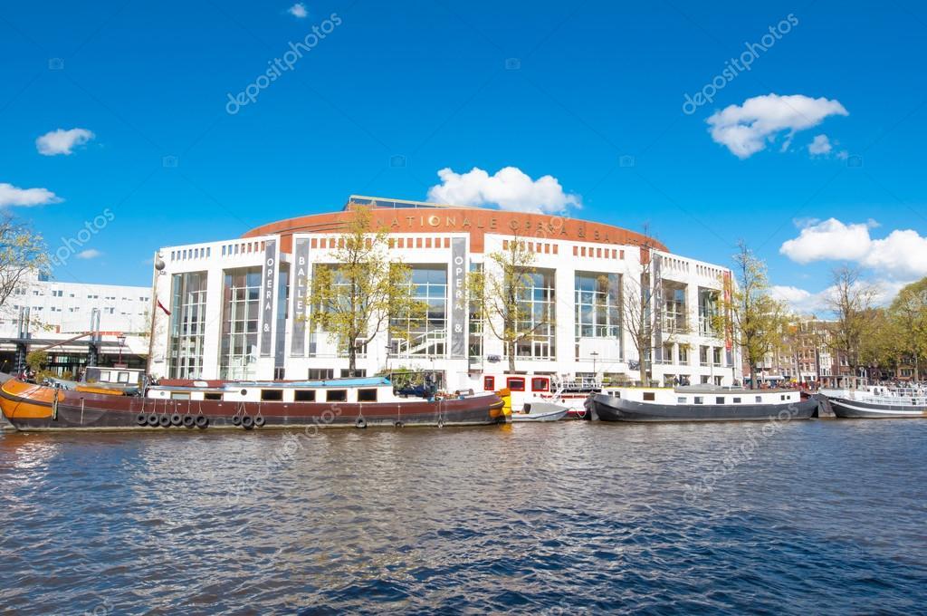 Stopera Stadhuis van Amsterdam